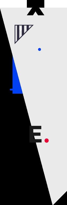 Elemento di sfondo della parallasse di destra